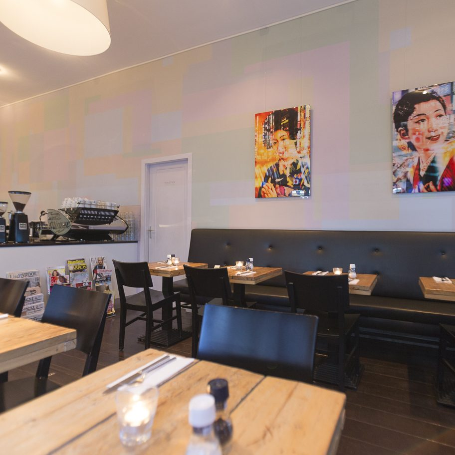 restaurant valerius good food in amsterdam zuid
